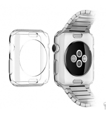 Case TPU Trong Suốt Apple Watch 38mm 42mm