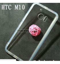 Ốp Lưng Dẻo Trong Suốt Cho HTC One M10
